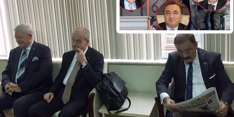 Ergenekon ve MİT TIR'ları davası Yargıtay 16. Ceza Dairesi'nde aynı gün görüldü