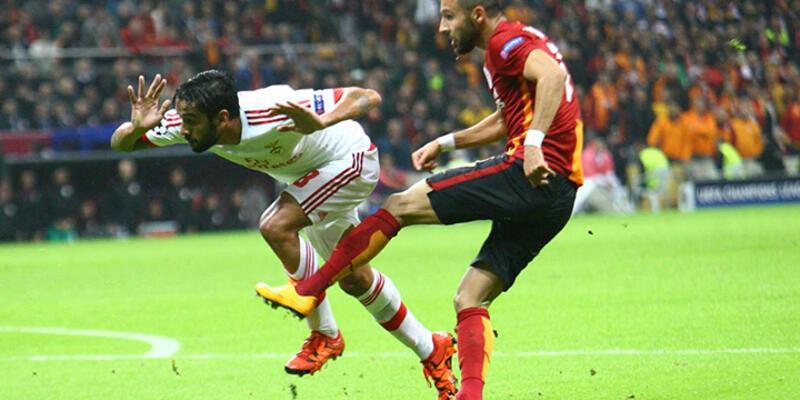 Galatasaray, UEFA'nın web sitesinde manşet oldu