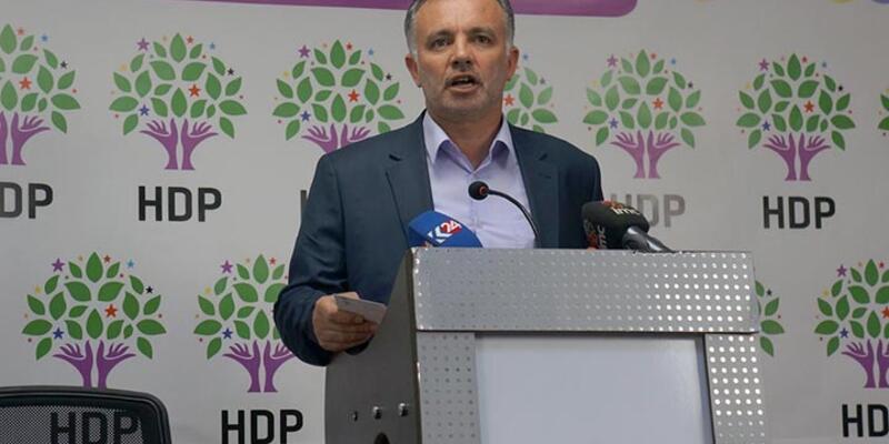 """HDP'li Ayhan Bilgen, Davutoğlu'nun """"Beyaz Toros"""" açıklamasını değerlendirdi"""