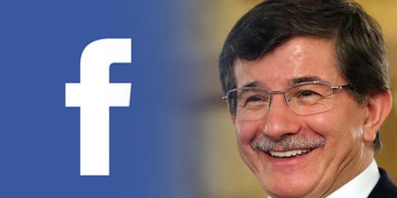 Davutoğlu Facebook'tan soruları yanıtladı