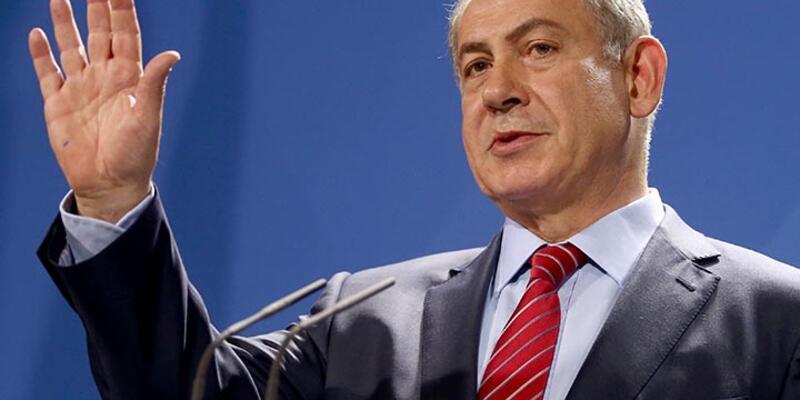Netanyahu'dan flaş Türkiye iddiası