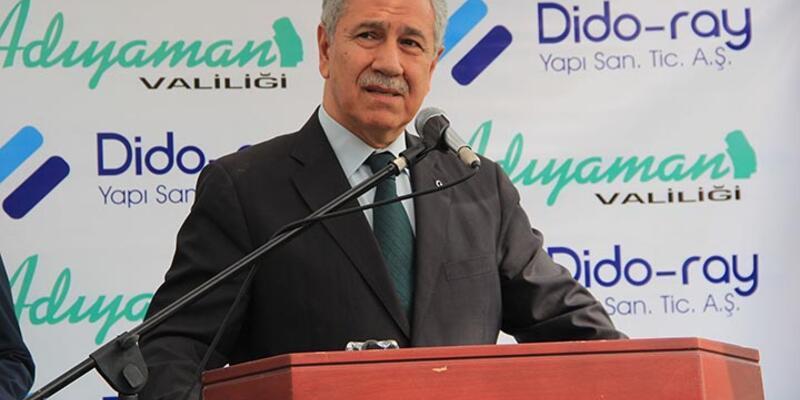 Bülent Arınç HDP'ye seslendi: ''Sevilmiyorsun''