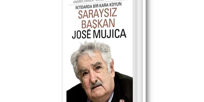 """Türkiye'ye gelen Pepe, """"Saraysız Başkan"""" kitabını imzalayacak"""