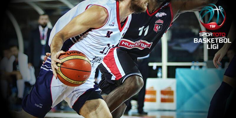 Spor Toto Basketbol Ligi puan durumu