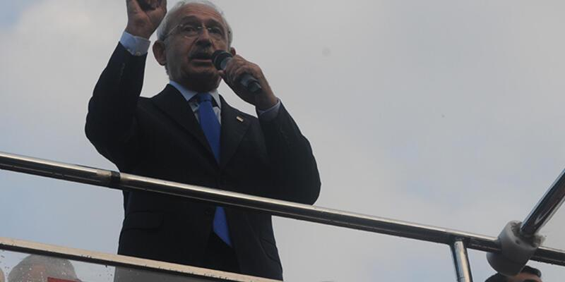 """Kemal Kılıçdaroğlu: """"Her şeye hayır diyorsan niye siyasete giriyorsun?"""""""