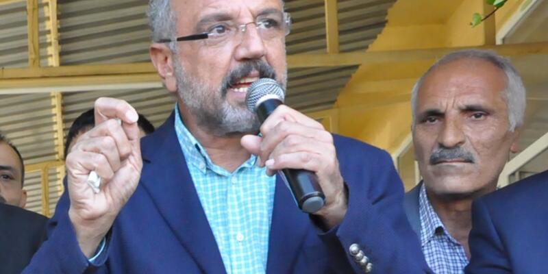 """HDP'li Sakık: """"Ülkeyi bölmeyeceğiz, böldürtmeyeceğiz"""""""