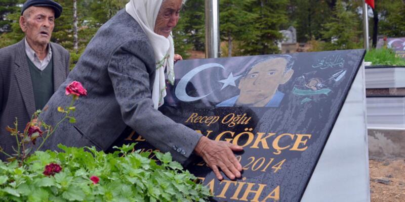 Ermenek'teki büyük acının birinci yılında hüzün ve gözyaşı