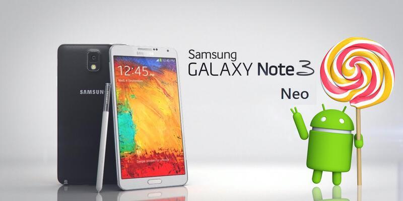 Galaxy Note 3 Neo için güncelleme geldi!