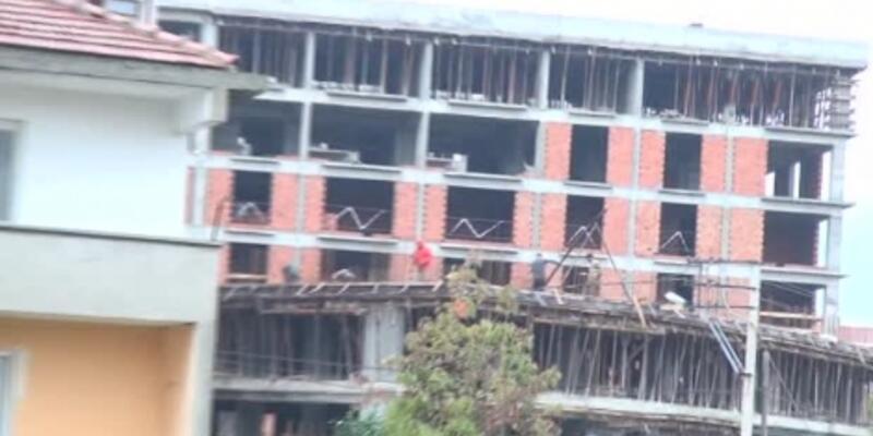İnşaatı bitmemiş daireler öğrencilere kiralanıyor