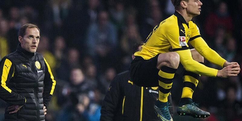 Dortmund'un deplasman zaferi