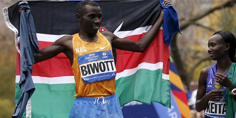 New York Maratonu'nda Kenya rüzgarı