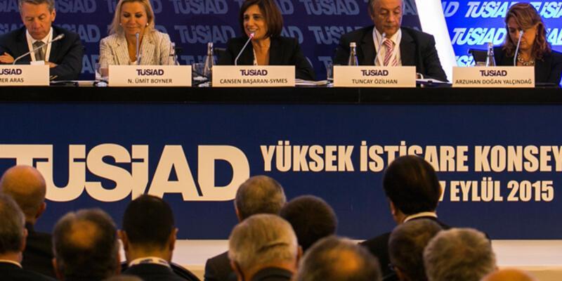 TÜSİAD 1 Kasım seçim sonuçlarını değerlendirdi