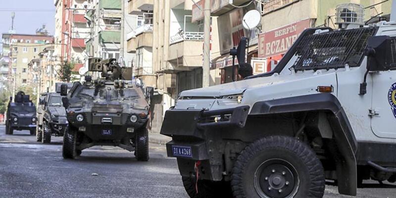 Diyarbakır'da IŞİD operasyonunda yakalanan 1 kişi tutuklandı