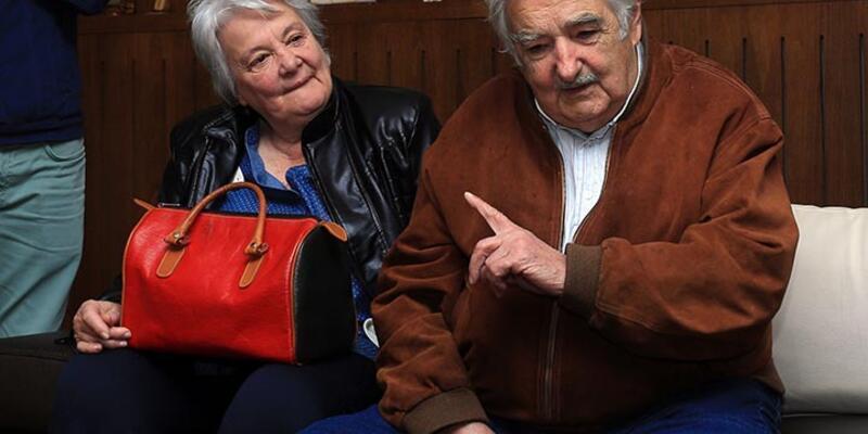 Eski Uruguay Devlet Başkanı Jose Mujica Eskişehir'de