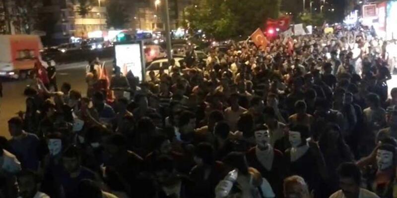 Kayseri'deki Gezi eylemleri nedeniyle 28 kişiye ceza