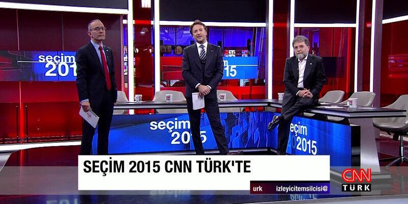Seçimin en çok izlenen 2. kanalı CNN TÜRK