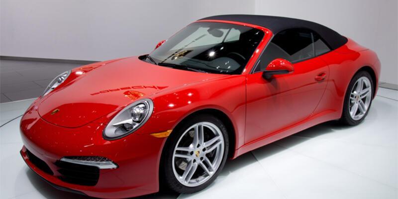 Egzoz gazı skandalı Porsche'ye de mi sıçradı?