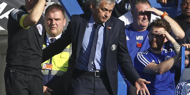 Mourinho'nun cezası açıklandı