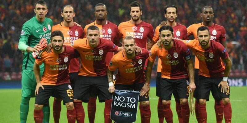 Galatasaray'ın Benfica karşısında muhtemel ilk 11'i