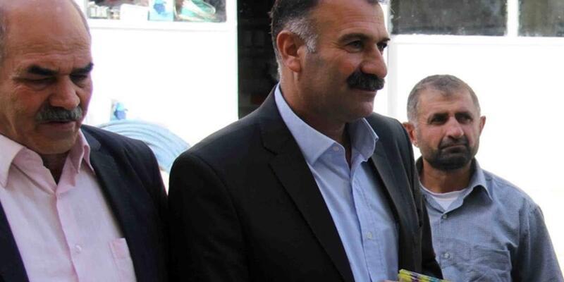 Mardin'de Mazıdağı Belediye Başkanı'na PKK gözaltısı