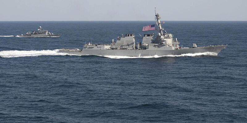 Çin ve ABD arasında Güney Çin Denizi gerginliği
