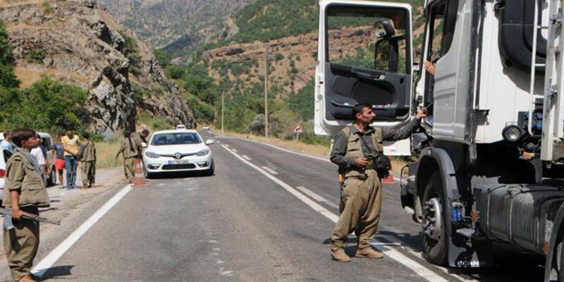 Tunceli'de yol kesip kimlik kontrolü yapan PKK'lı öldürüldü