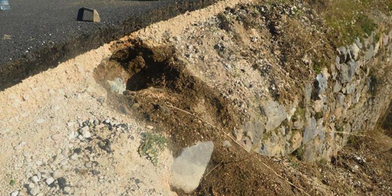 Batman'da yola döşenen 50 kilogramlık patlayıcı imha edildi