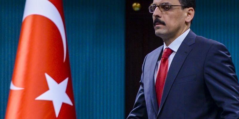 """Cumhurbaşkanlığı Sözcüsü İbrahim Kalın'dan """"başkanlık sistemi"""" açıklaması"""