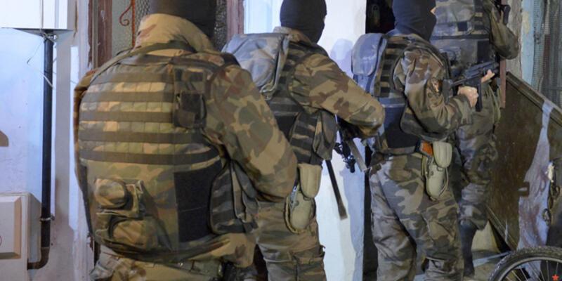Kuştepe'de 500 polisle uyuşturucu operasyonu