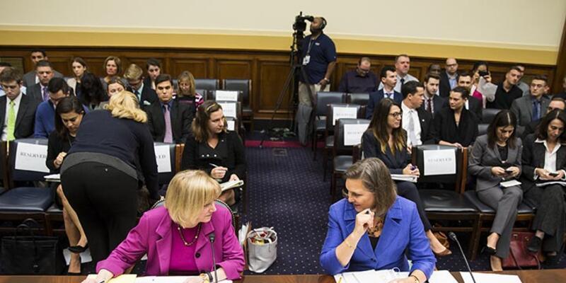 ABD Temsilciler Meclisi'nde Suriye oturumu