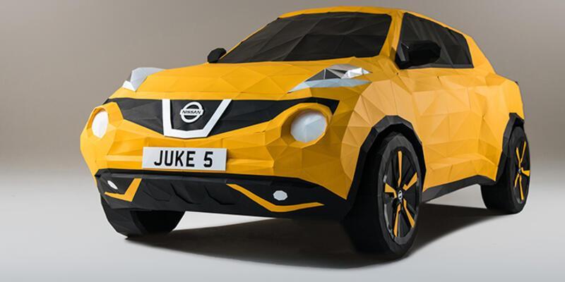 Nissan Juke bir yaş daha büyüdü