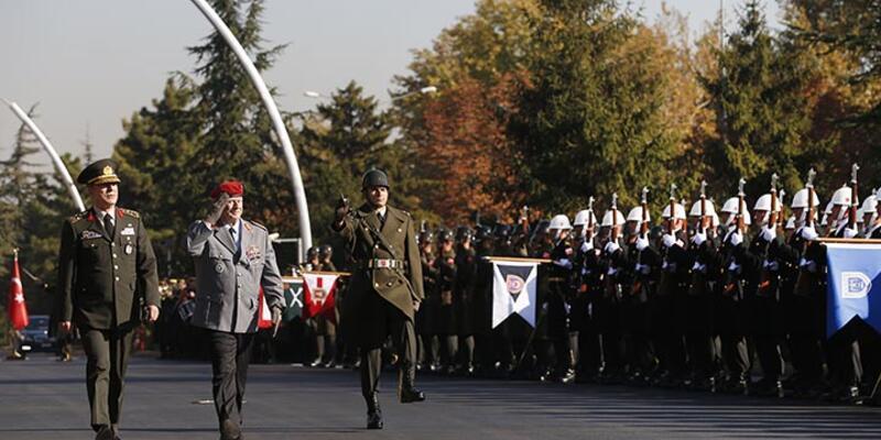 Almanya Genelkurmay Başkanı Türkiye'de