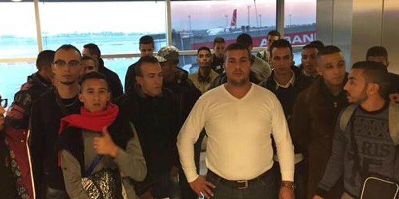 IŞİD şüphesiyle gözaltına alınan Faslılar sınır dışı edildi