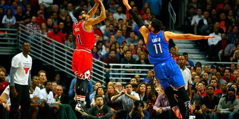 Bulls, Thunder'ı devirdi