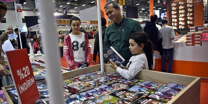 34. Uluslararası İstanbul Kitap Fuarı açılıyor