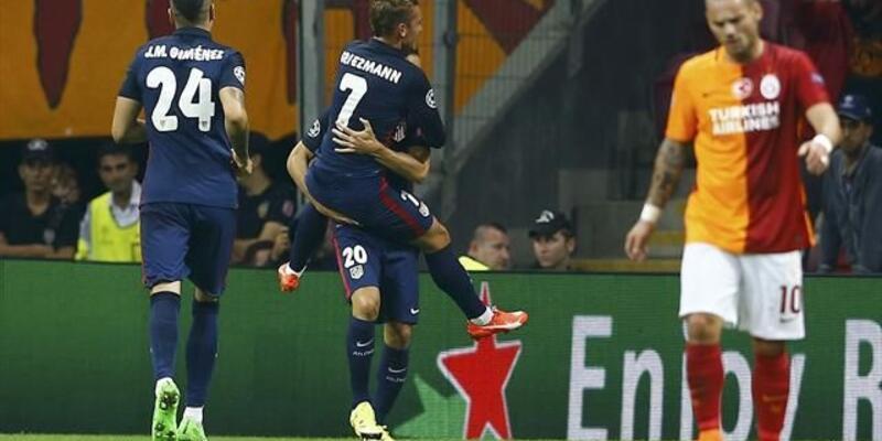 """Atletico Madrid - Galatasaray maçı """"yüksek riskli"""" ilan edildi"""