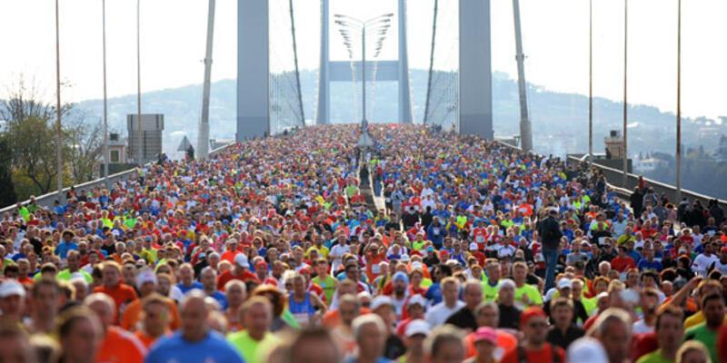 Maratona katılanlar bağış yapabilecek