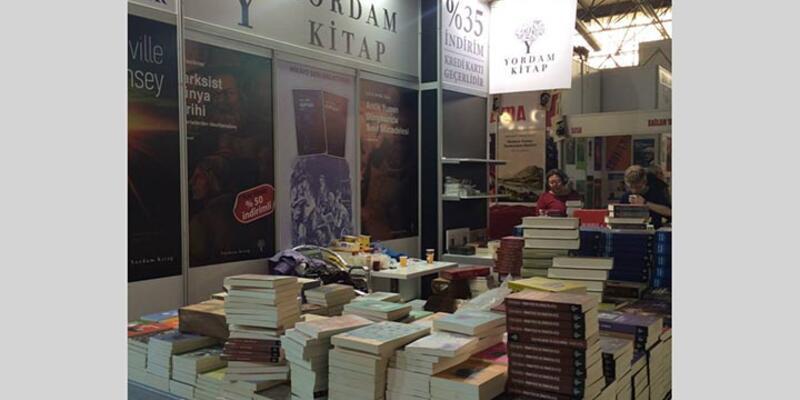 Yordam'dan okurlarına TÜYAP Kitap Fuarı'na özel sürprizler