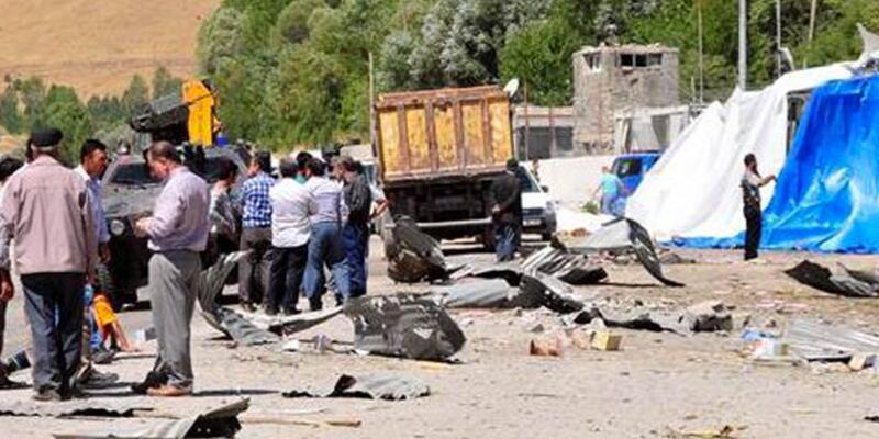 PKK'nın karakola saldırısında 2 kişi tutuklandı