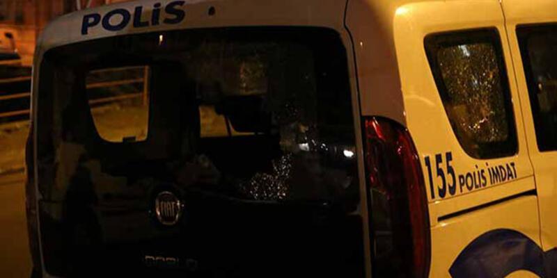 İstanbul'da polise saldırı: 2 yaralı