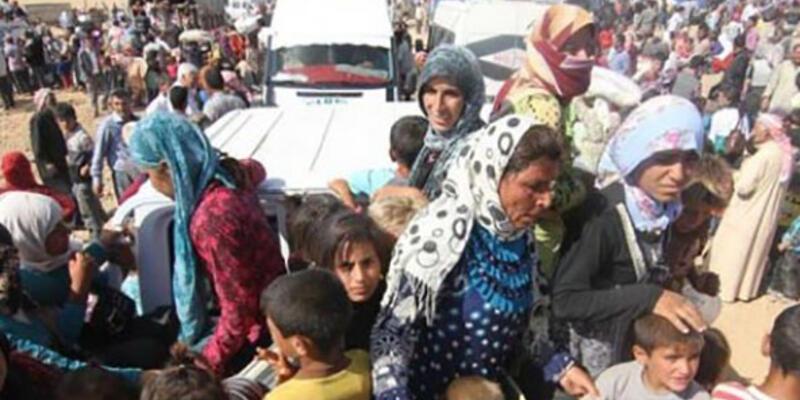 YPG çağırdı Kürtler geri dönüyor