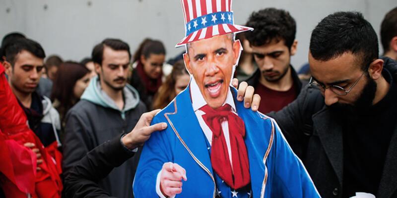 TGB'den Obama protestosu