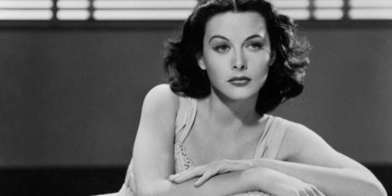 Hedy Lamarr Google'a doodle oldu