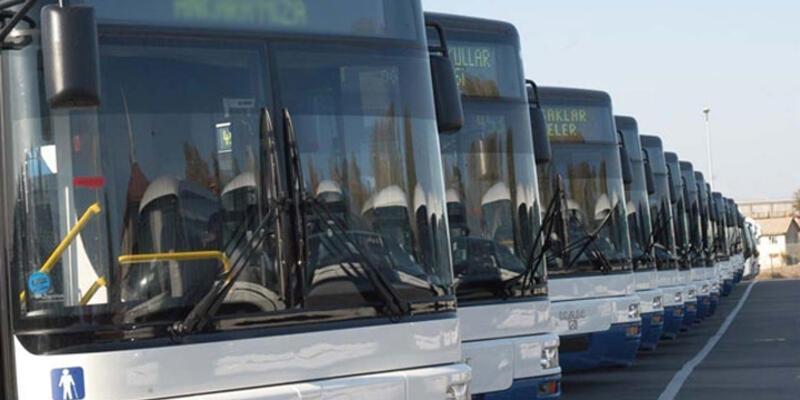 Otobüslerde unutulan eşyalar şaşırtıyor