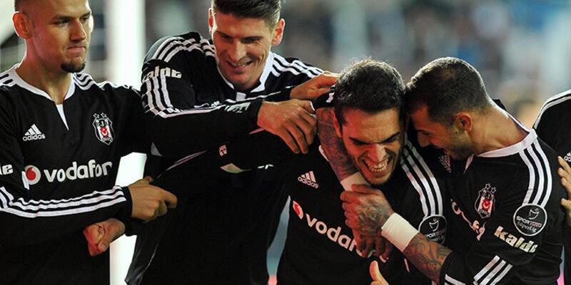 Beşiktaş, PSG hariç bütün takımları geride bıraktı