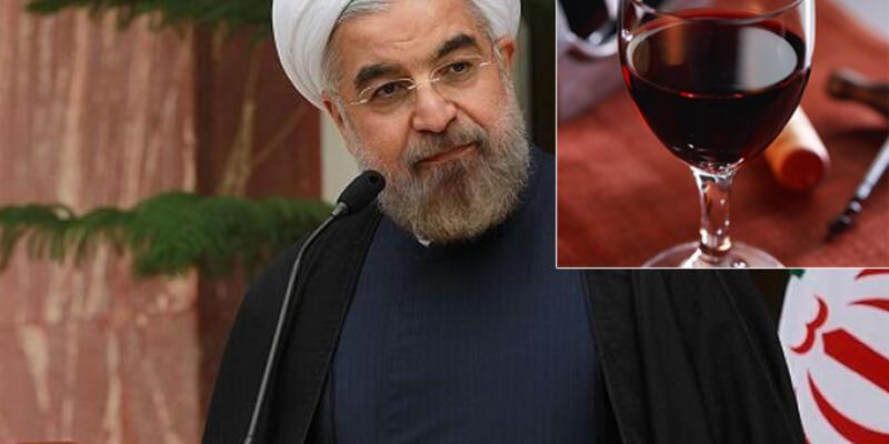 Fransa'yla İran arasında şarap krizi
