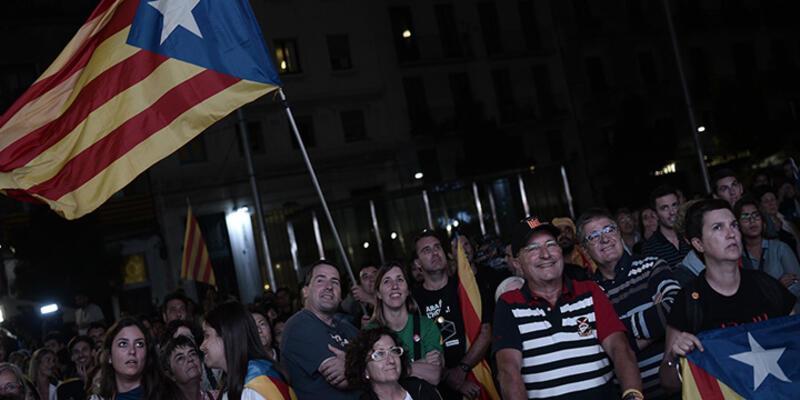 Katalonya bağımsızlık yolunda!