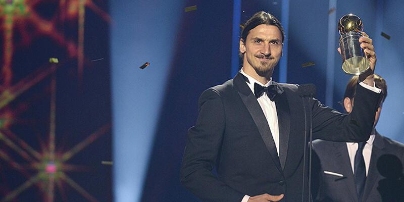 Yılın futbolcusu İbrahimovic, yılın kalecisi Isaksson