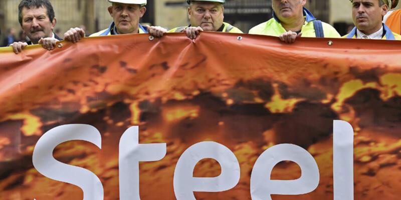 AB çelik sanayisi için harekete geçiyor