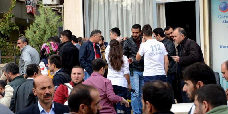 Diyarbakır'da berber cinayeti